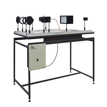Schlieren Apparatus for Af300