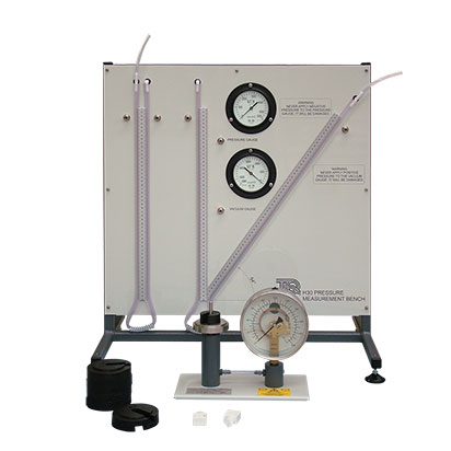 Pressure Measurement Bench