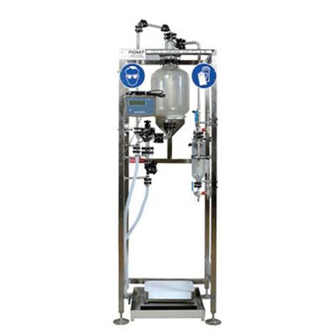 Glass Metering Rig