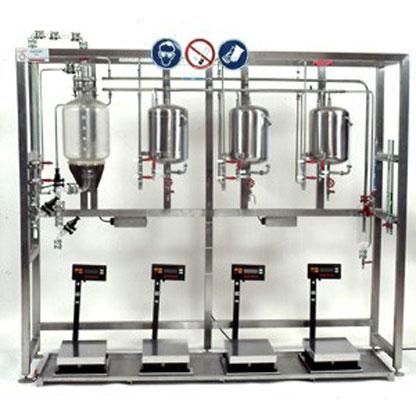 Liquid Metering Rig