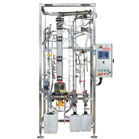 Continuous Distillation
