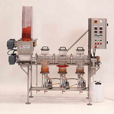 Continous Solid Liquid Extraction