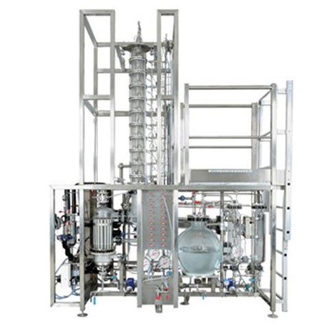 Controlled Distillation Unit