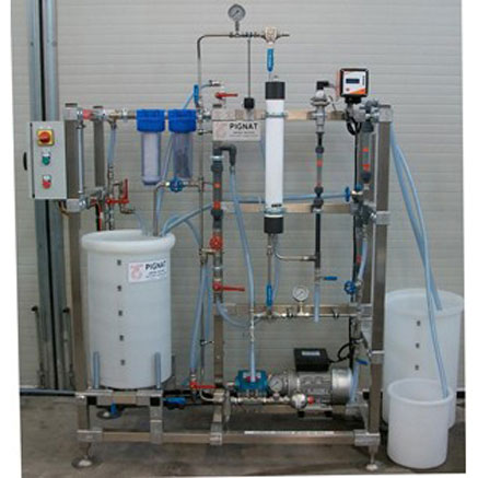 Reverse Osmosis For Seawater