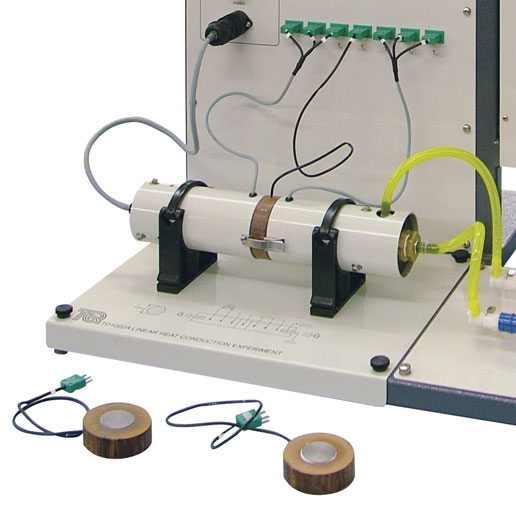 Linear Heat Conduction Experiment (TD1002A)