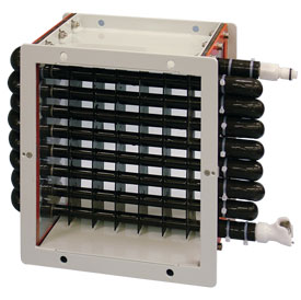 16 Tube Finned Heat Exchanger (TD1007B)