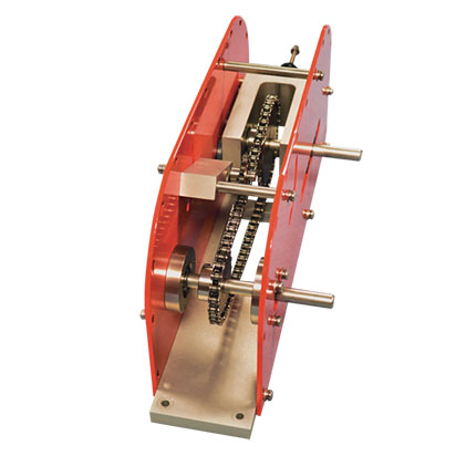 Roller Chain Drive Unit (TM1018D)