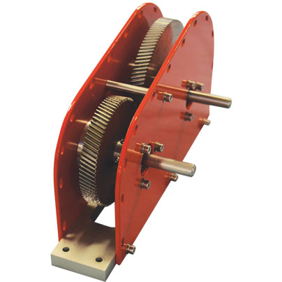 Helical Gear Drive Unit (TM1018E)