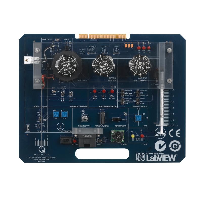 Quanser QNET Mechatronic Sensors Board