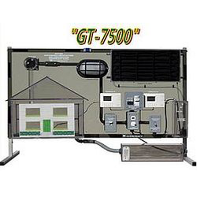 Energy Auditing Training Panel (GT-7500)