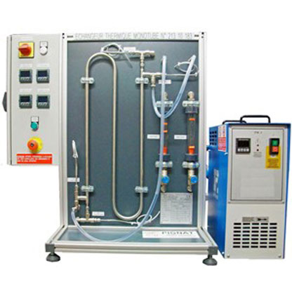 Single Tube Heat Exchanger (BET1000)