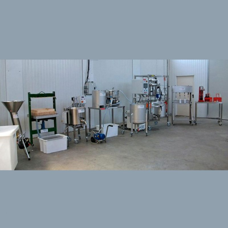 Fruit Juice Line (LJF2000)