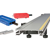 Smart Cart Basic System - 1.2m Metal Track