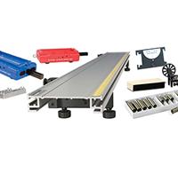 Smart Cart Standard System - 1.2m Metal Track