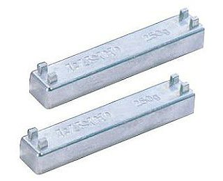 ME-6757A - PAScar Cart Mass (Set of 2)