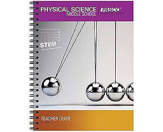 PS-3852 - Middle School Physical Science Teacher Guide
