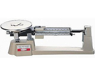 SE-8707 - Ohaus Triple-Beam Balance (with Tare)