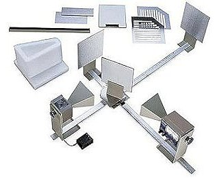 WA-9314C - Microwave Optics Basic System
