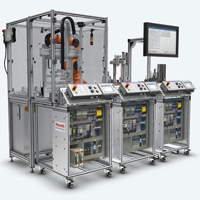 i4.0 Mechatronics Training System