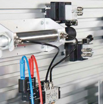 Pneumatics Training System