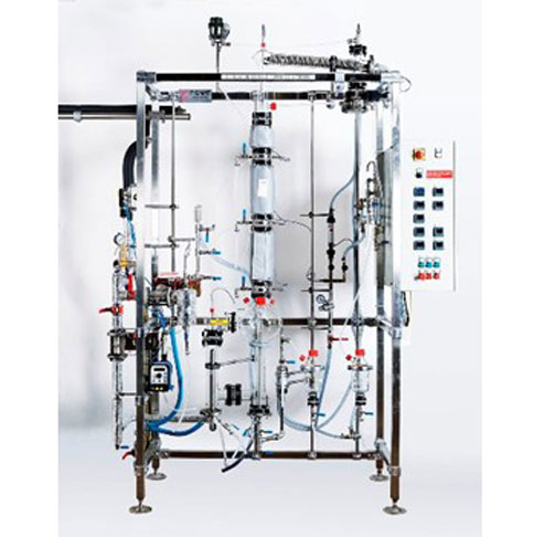 Controlled Continuous Distillation