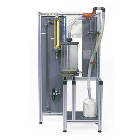 Gas Solid Fluidisation
