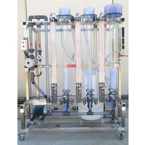 Solid Liquid Fluidization