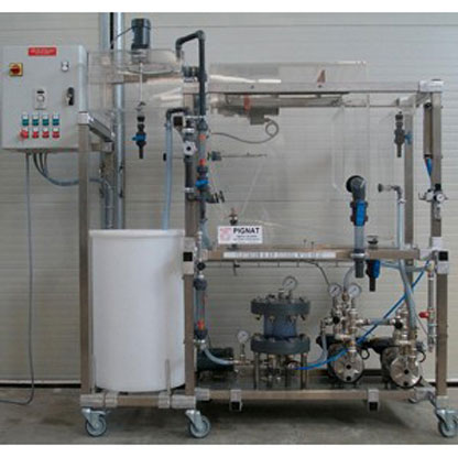 Water Treatment by Dissolved Air Flotation