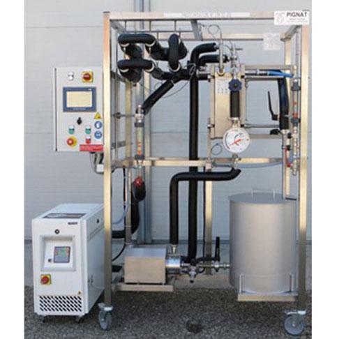 Manual Pasteurisation 100 L/H