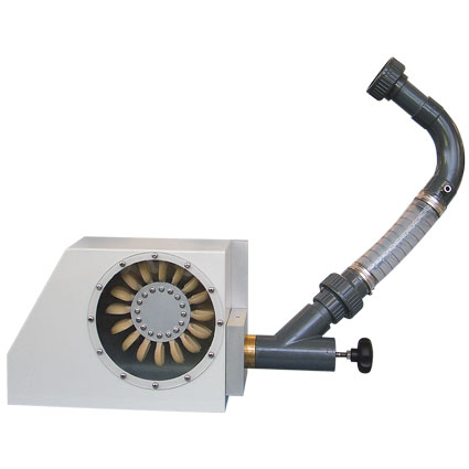 Pelton Wheel Turbine (MFP101B)
