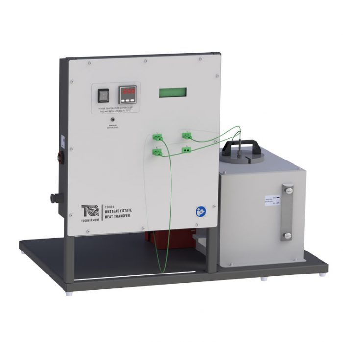 Unsteady State Heat Transfer (TD1009)