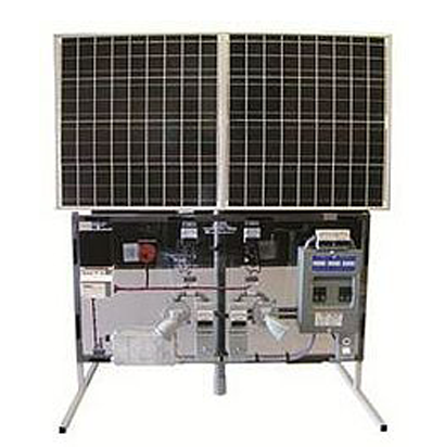 Solar PV Technology Training Panel (GT-1000)