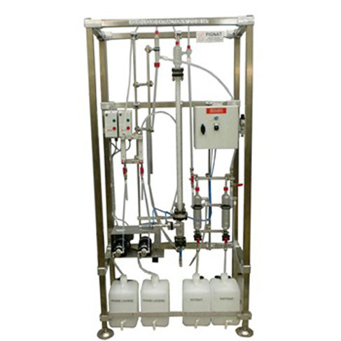 Pulsed Liquid Liquid Extraction (ELL1000)