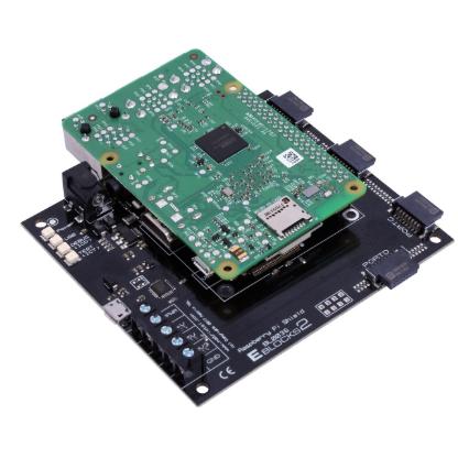 Matrix: Upstream Board - Raspberry Pi Shield