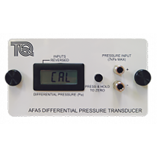 TecQuipment DIFFERENTIAL PRESSURE UNIT - AFA5