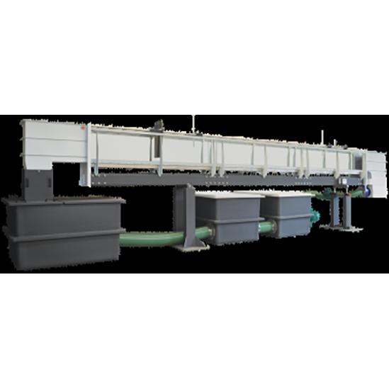 TecQuipment 12.5-Metre Flume - FC300-12.5