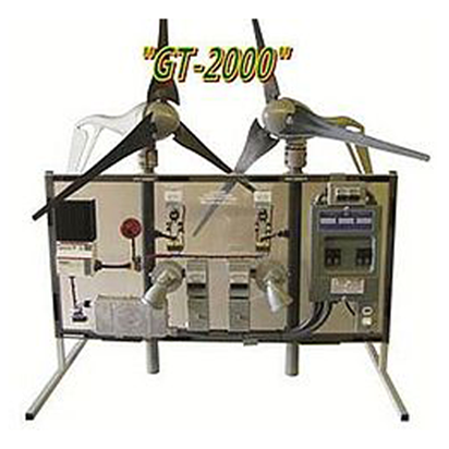 MARCRAFT Wind Turbine Training Panel - GT-2000