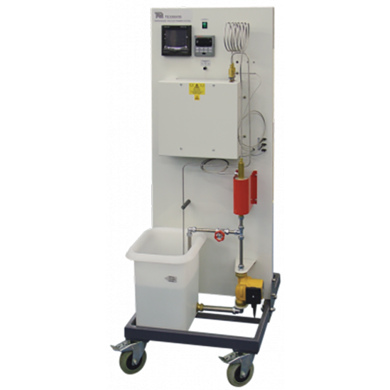 TecQuipment Temperature Process Training System - TE3300/05