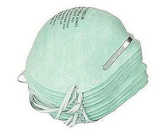 PS-2567 - Breath Rate Sensor Replacement Masks (10-Pack)