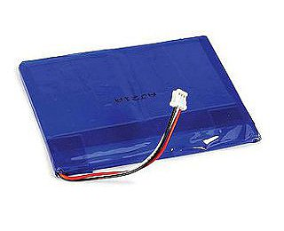 PS-2569 - Replacement Battery LiPo 3.7V 2500mAh