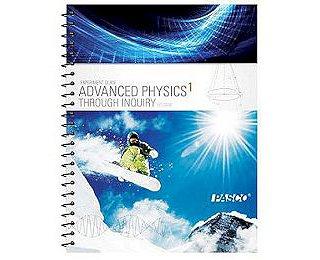 PS-2848 - Advanced Physics through Inquiry 1