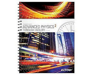 PS-2849 - Advanced Physics through Inquiry 2
