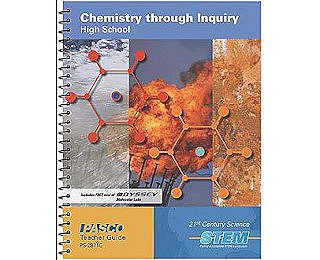 PS-2871C - Chemistry Through Inquiry Teacher Guide