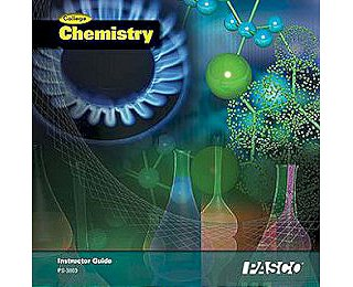 PS-3803A - College Chemistry Instructor Guide