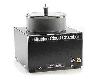 SE-7940 - Diffusion Cloud Chamber 15 cm without Source