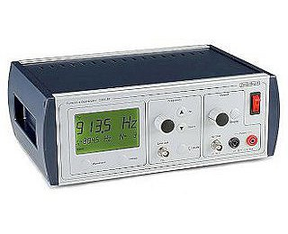 High Frequency High Power Function Generator